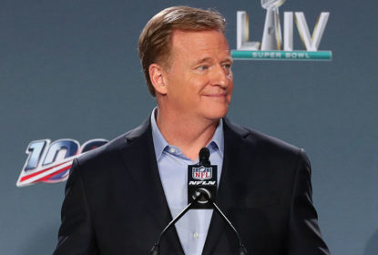 Roger Goodell diz estar preocupado com a saúde mental de Antonio Brown - The Playoffs