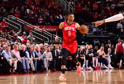 Westbrook admite erros na derrota dos Rockets contra os Lakers no jogo 2 - The Playoffs