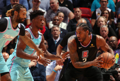 Kawhi anota primeiro triplo-duplo da carreira, e Clippers derrotam Heat - The Playoffs
