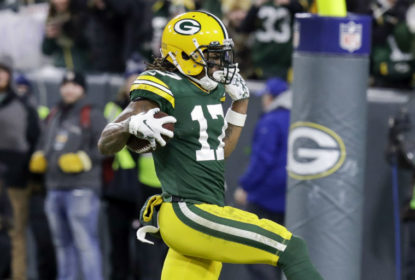 Wide receiver do Green Bay Packers Davante Adams