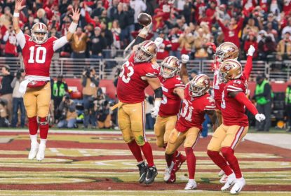 San Francisco 49ers vence Green Bay Packers e conquista título da NFC - The Playoffs