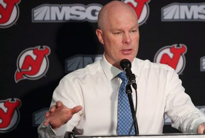 John Hynes é o novo treinador do Nashville Predators - The Playoffs