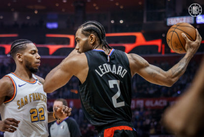 Clippers precisam ser 'espertos' para ter Kawhi saudável nos playoffs, diz Rivers - The Playoffs