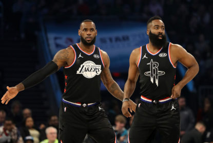 All-Star Game da NBA 2020: veja quais seriam os titulares do The Playoffs - The Playoffs