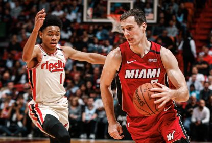 Miami Heat domina e derrota Portland Trail Blazers em casa - The Playoffs