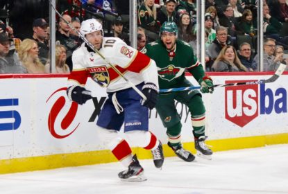 Florida Panthers vence Minnesota Wild e segue em excelente fase - The Playoffs