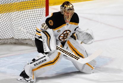 Tuukka Rask volta ao gol do Boston Bruins após lesão - The Playoffs