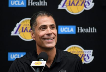 GM do Los Angeles Lakers quer manter núcleo principal intacto - The Playoffs