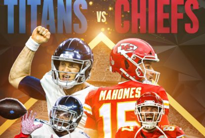 [PRÉVIA] Playoffs da NFL – Final da AFC: Kansas City Chiefs x Tennessee Titans - The Playoffs
