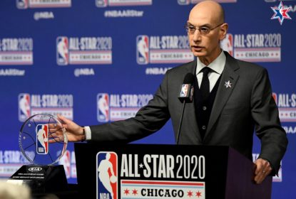Adam Silver afirma que respeitará protestos pacíficos - The Playoffs