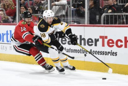 Bruins derrotam Blackhawks no OT e ampliam série invicta - The Playoffs