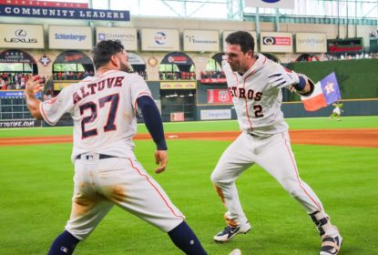 Astros conquistam classificação para os playoffs com derrota dos Angels - The Playoffs