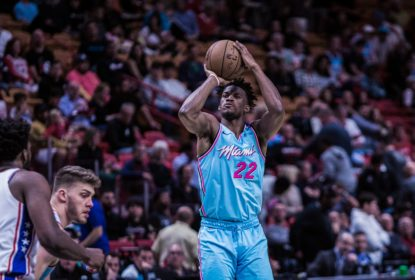 Miami Heat massacra Philadelphia 76ers com show de Jimmy Butler - The Playoffs