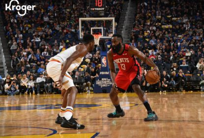 Houston Rockets domina Golden State Warriors em São Francisco - The Playoffs