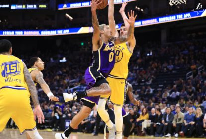 Los Angeles Lakers cresce no segundo tempo e bate Golden State Warriors sem LeBron James - The Playoffs