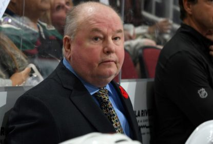 Bruce Boudreau não é mais técnico do Minnesota Wild - The Playoffs