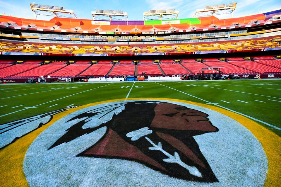 FedEx Field, lar do Washington Redskins