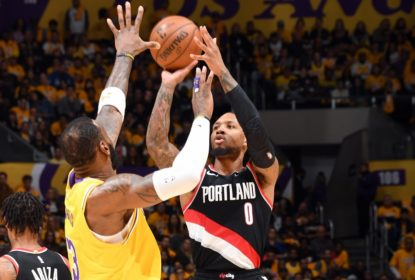 [PRÉVIA] Playoffs da NBA 2020: Los Angeles Lakers x Portland Trail Blazers - The Playoffs