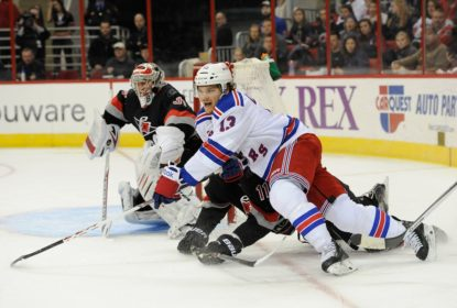 New York Rangers vence Carolina Hurricanes e sonha com playoffs - The Playoffs