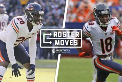 Chicago Bears corta Prince Amukamara e Taylor Gabriel - The Playoffs