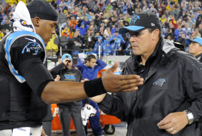 Ron Rivera está animado com ida de Cam Newton para os Patriots - The Playoffs