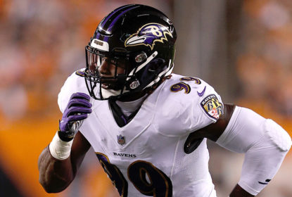 Matthew Judon assina franchise tag com Ravens - The Playoffs