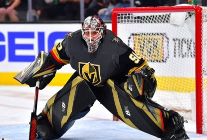 Robin Lehner vê 'zero chances' de terminar a temporada 2019-20 - The Playoffs
