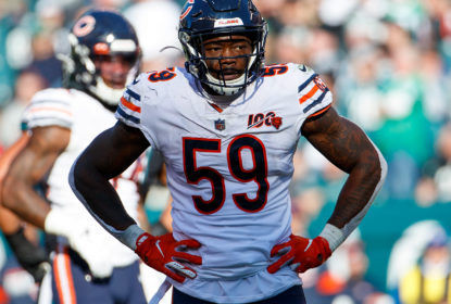 Danny Trevathan renova com o Chicago Bears por três anos - The Playoffs