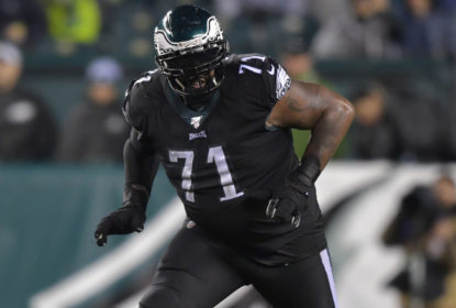 Philadelphia Eagles coloca Jason Peters na lista de lesionados - The Playoffs