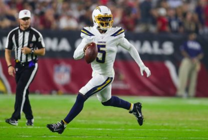 Anthony Lynn cogita Tyrod Taylor como QB titular dos Chargers - The Playoffs