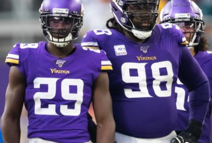 Linval Joseph e Xavier Rhodes são cortados do Minnesota Vikings - The Playoffs