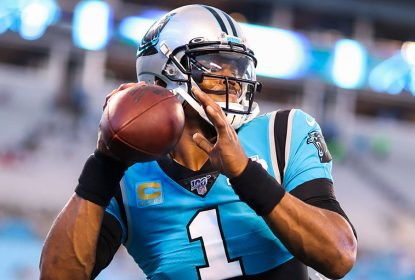 Cam Newton acerta contrato com os Patriots - The Playoffs