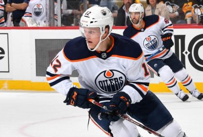 Atacante do Edmonton Oilers é internado com hemorragia cerebral - The Playoffs