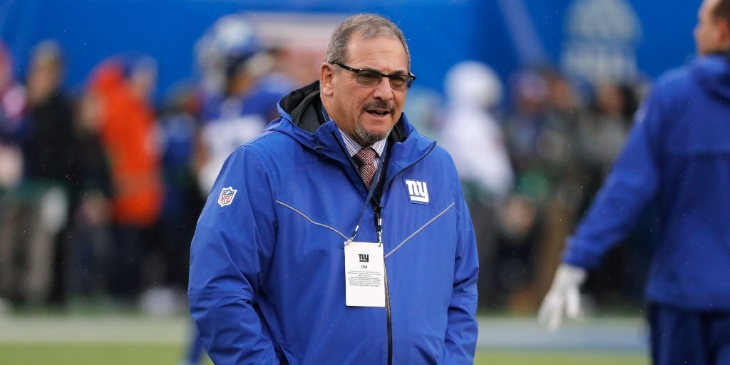 Dave Gettleman general manager do New York Giants