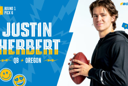Justin Herbert - Los Angeles Chargers