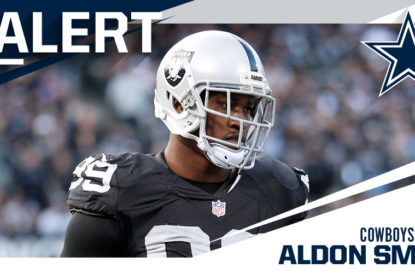 Dallas Cowboys assina contrato com Aldon Smith, que não joga desde 2015 - The Playoffs