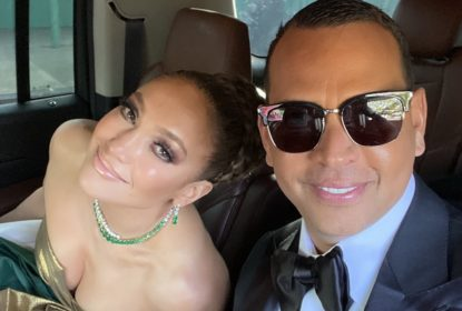 A-Rod e J-Lo falam sobre plano de desenvolvimento dos Mets com Robert Kraft - The Playoffs
