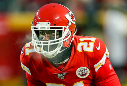 Kansas City Chiefs assina novo contrato com cornerback Bashaud Breeland - The Playoffs