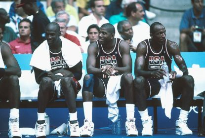 Michael Jordan nunca recusou Isiah Thomas do Dream Team, revela executivo - The Playoffs