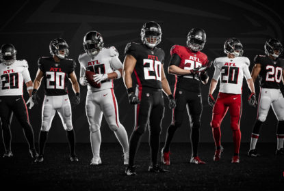 Atlanta Falcons apresenta novos uniformes para temporada 2020 - The Playoffs