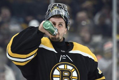 Halak testa positivo para COVID-19 e desfalcará Boston Bruins - The Playoffs