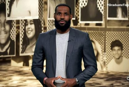 Barack Obama participará de novo episódio do programa 'The Shop' de LeBron James - The Playoffs