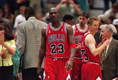 """The Last Dance"": Michael Jordan doa parte de lucros para combate à fome - The Playoffs"