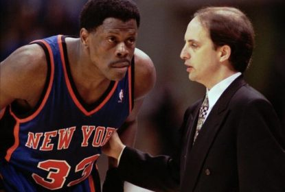 Patrick Ewing é diagnosticado com COVID-19 - The Playoffs