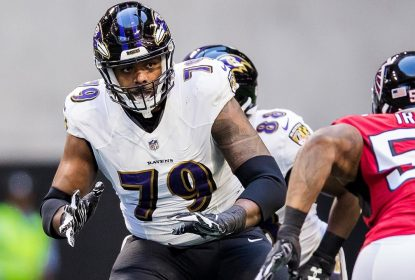 Ronnie Stanley espera ser o left tackle mais bem pago da NFL - The Playoffs