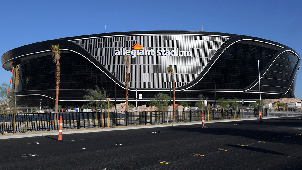 2021 NFL Pro Bowl will be played at Allegiant Stadium in Las Vegas