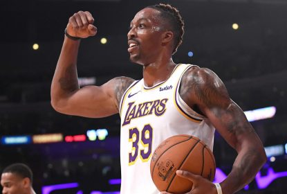 Dwight Howard diz que Lakers seguem concentrados na série contra os Nuggets - The Playoffs