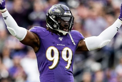 Matthew Judon questiona apoio tardio de Roger Goodell ao Black Lives Matter - The Playoffs