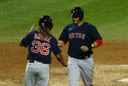 Boston Red Sox consegue vitória árdua sobre New York Mets - The Playoffs