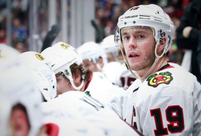 Jonathan Toews foi contra o plano de retorno da NHL - The Playoffs